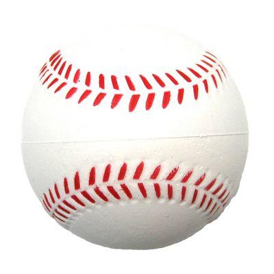 野球 室内練習用ボール トス打撃練習 直径70mm 60球入り 専用バッグ付