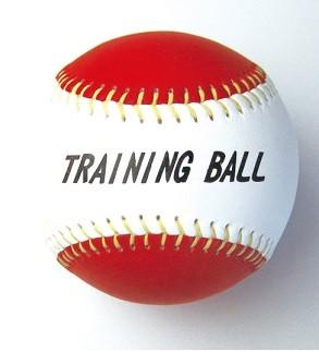 野球 トレーニングボール トス・ティーバッティング パワーアップ 240g 12球入り