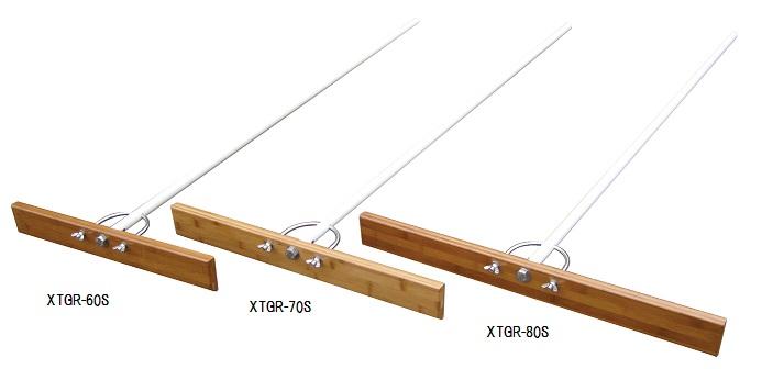 組立式グラウンドレーキ 羽80cm(5本1組)