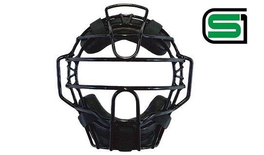 硬式キャッチャーマスク 基本型モデル ブラック