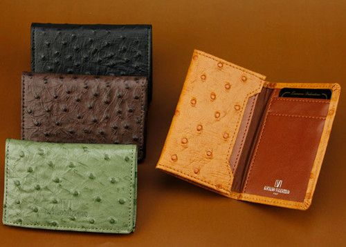 Daitokka rakuten global market all points x 2 business card all points x 2 business card holder mens luciano valentino lucianovalentino ostrich embossed business card put the card case leather business major who colourmoves