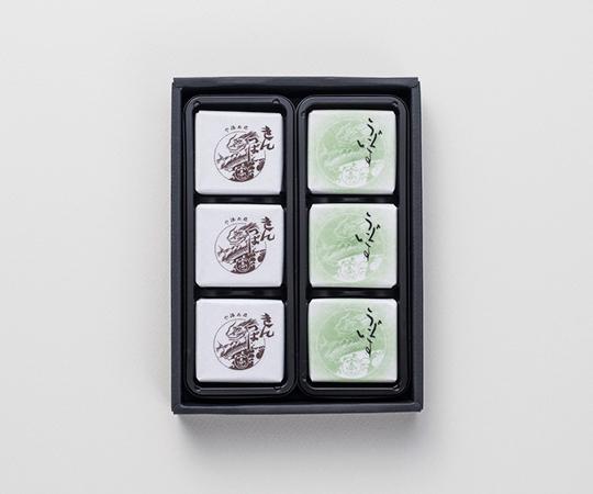 様々なギフトシーンに 【きんつば中田屋】花かさね6個入箱 ギフト 北陸 石川 金沢銘菓 季節限定 きんつば