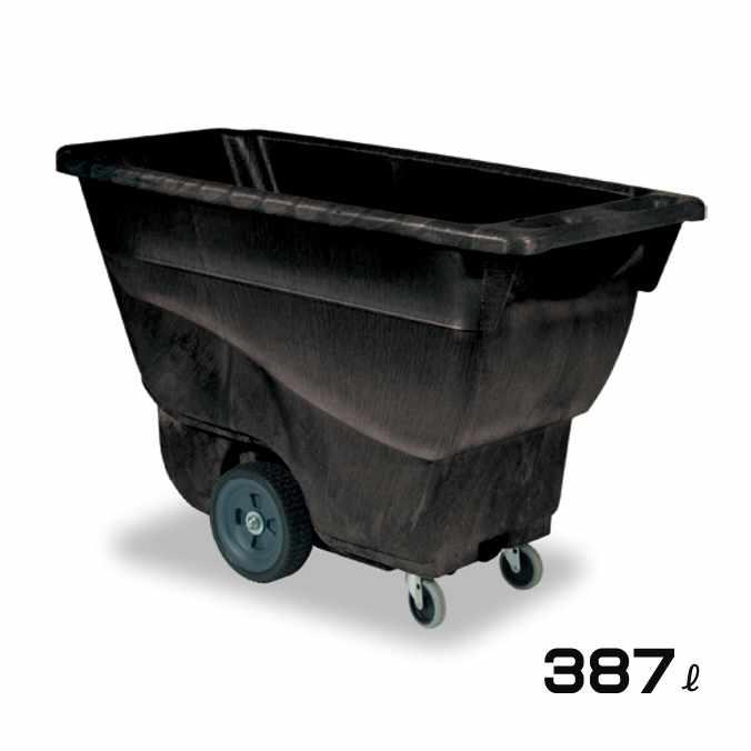 ストラクチャーフォーム ティルト トラック(ラバーメイド)(大型 ゴミ ごみ 収集 商業施設 激安)【代引き決済不可】