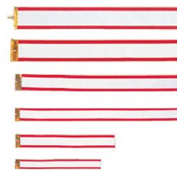 楽天市場優勝旗用ペナント幅75cm90cm並ペナントリボン