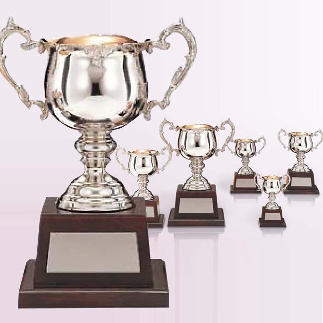 優勝カップ:持ち回りカップ(高さ410x口径165mm)DC1310-A【文字彫刻無料】【送料無料】【木製ケース入り】[FP/M-5S]