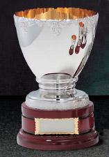 優勝カップ:持ち回りカップ(高さ205x口径125mmPS1140D)【文字彫刻無料】【送料無料】[M/K8]