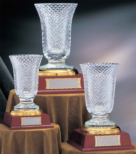 優勝カップ:クリスタルカップ(高さ240x口径110mm)VC1001-E【文字彫刻無料】【送料無料】[M/K8]