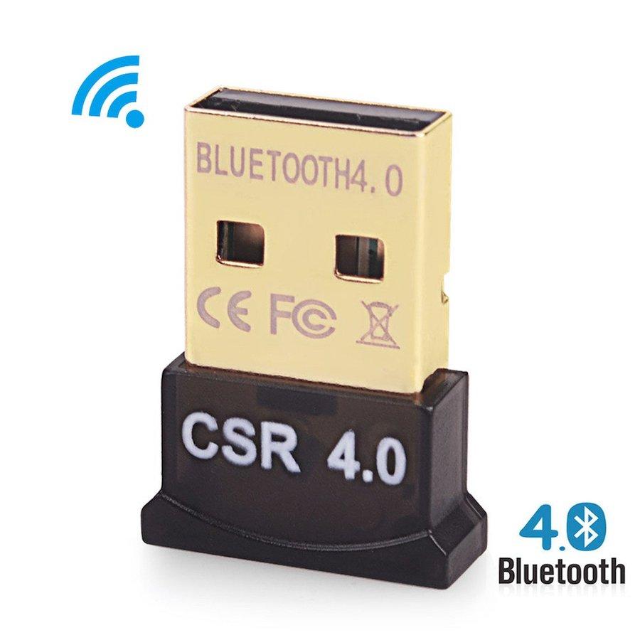 Bluetooth 4.0 CSR4.0 無線 小型 ドングル USBアダプタ 7 対応 8 正規品 Win10 安心の実績 高価 買取 強化中 Vista Mac非対応