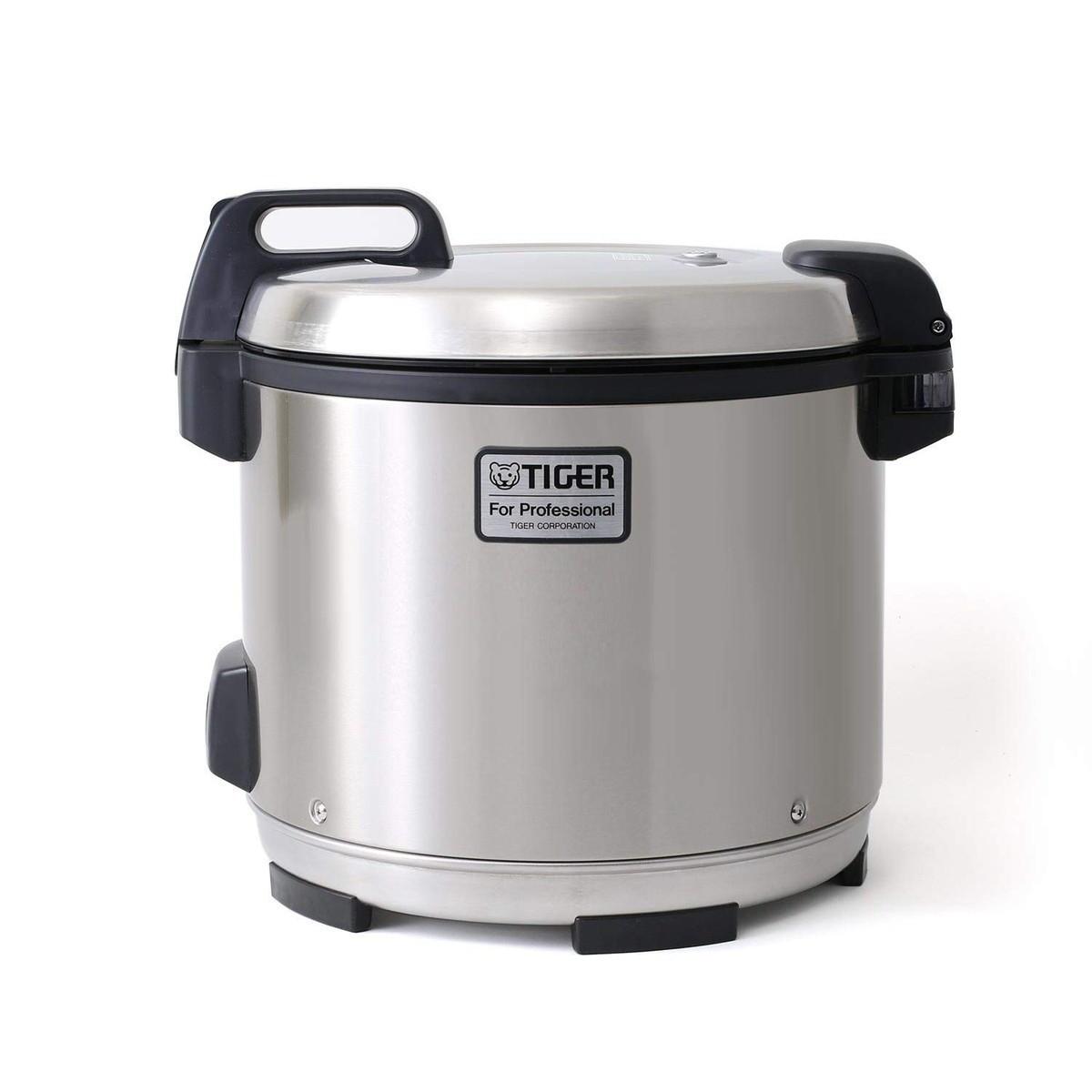 【エントリーでポイント10倍!!】タイガー(TIGER) 炊飯器 二升 ステンレス 炊きたて 炊飯 ジャー 業務用 JNO-A360-XS