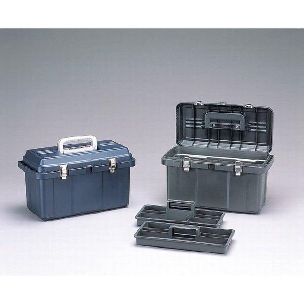 アイリスオーヤマ IRIS OHYAMA ハードプロ HDP-500 エコブラック 工具箱 ツールボックス ケース 再生プラスチック原料使用【クーポン配布中】