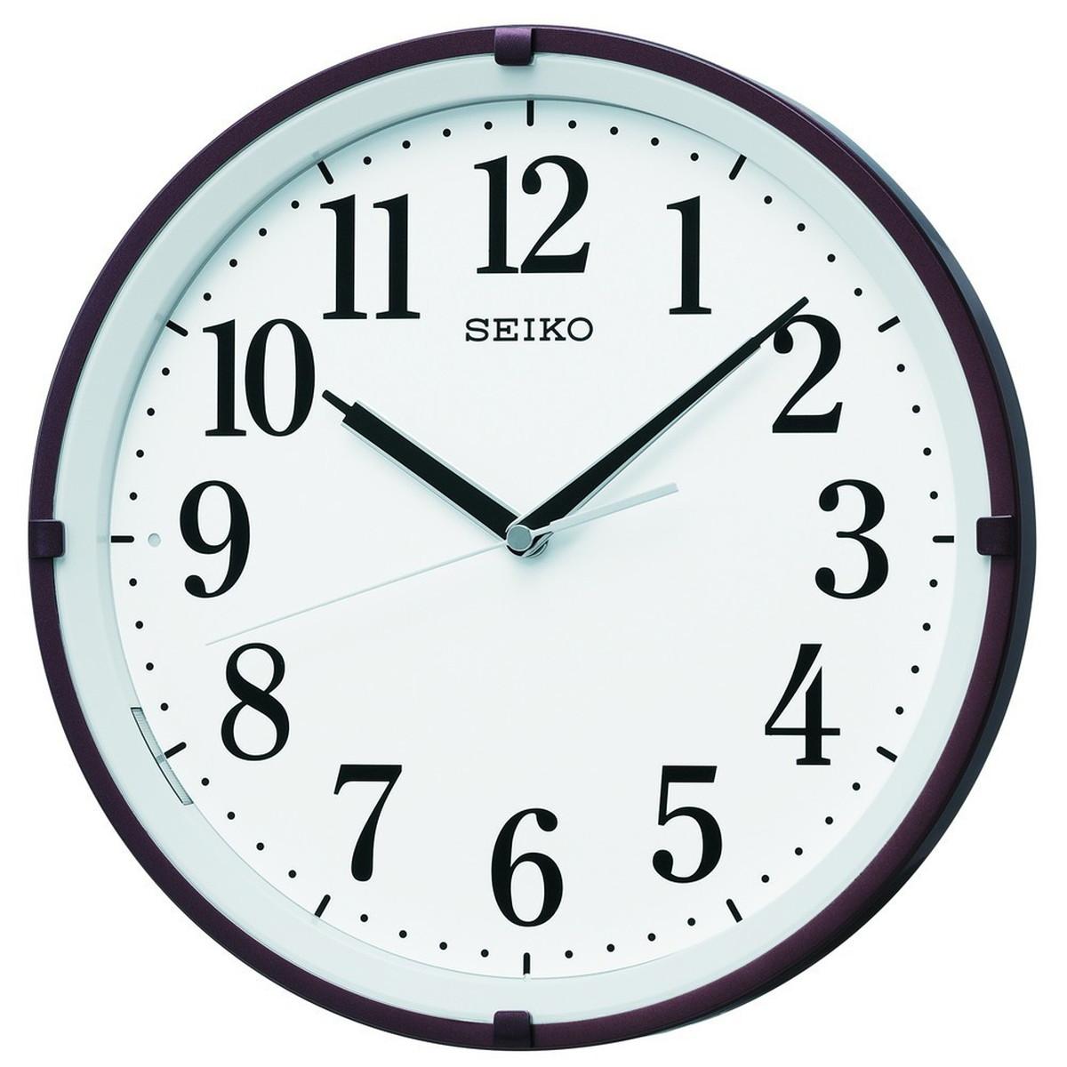 セイコー(SEIKO) 電波掛時計 KX205B【クーポン配布中】