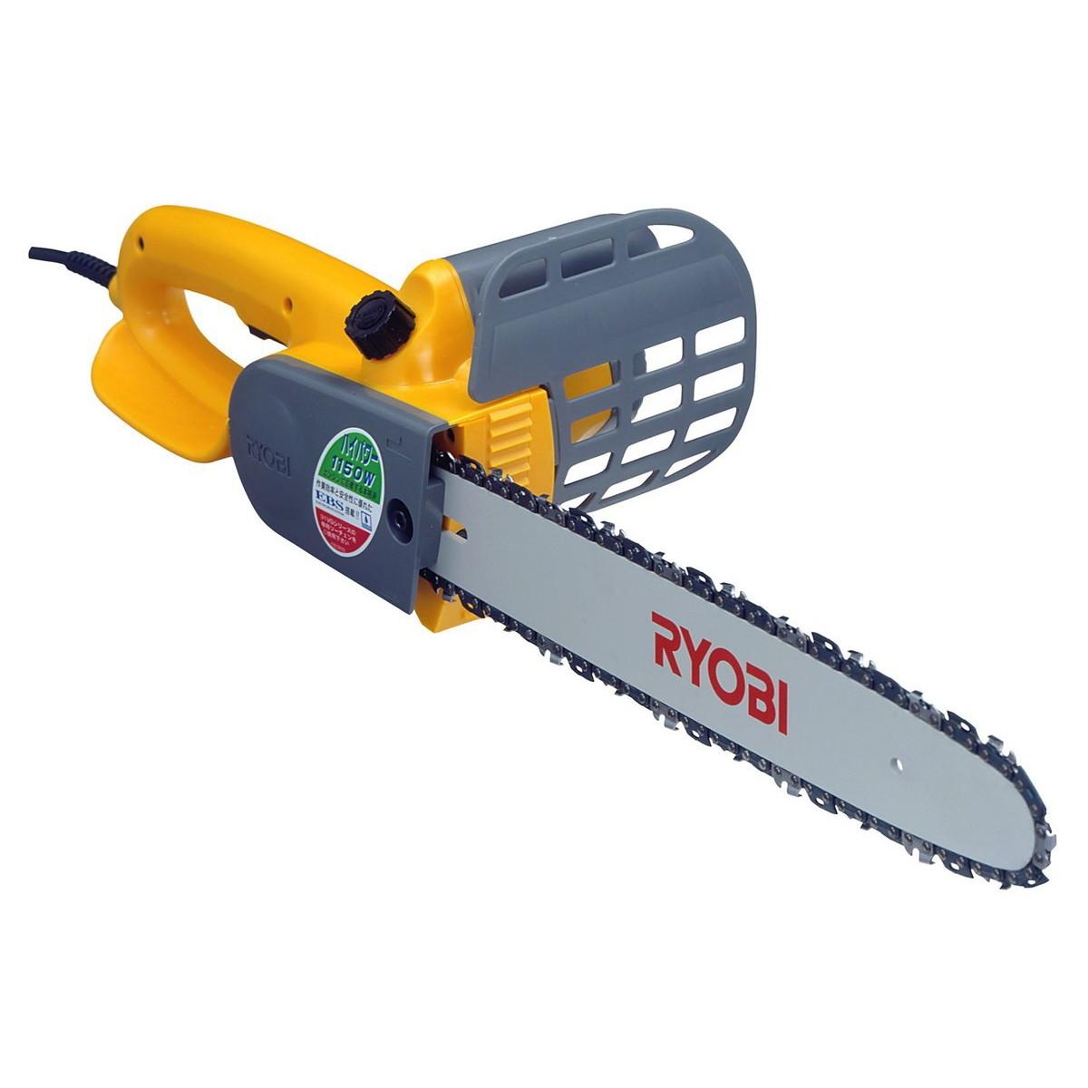 RYOBI/リョービ 電気チェンソー CS-3610S