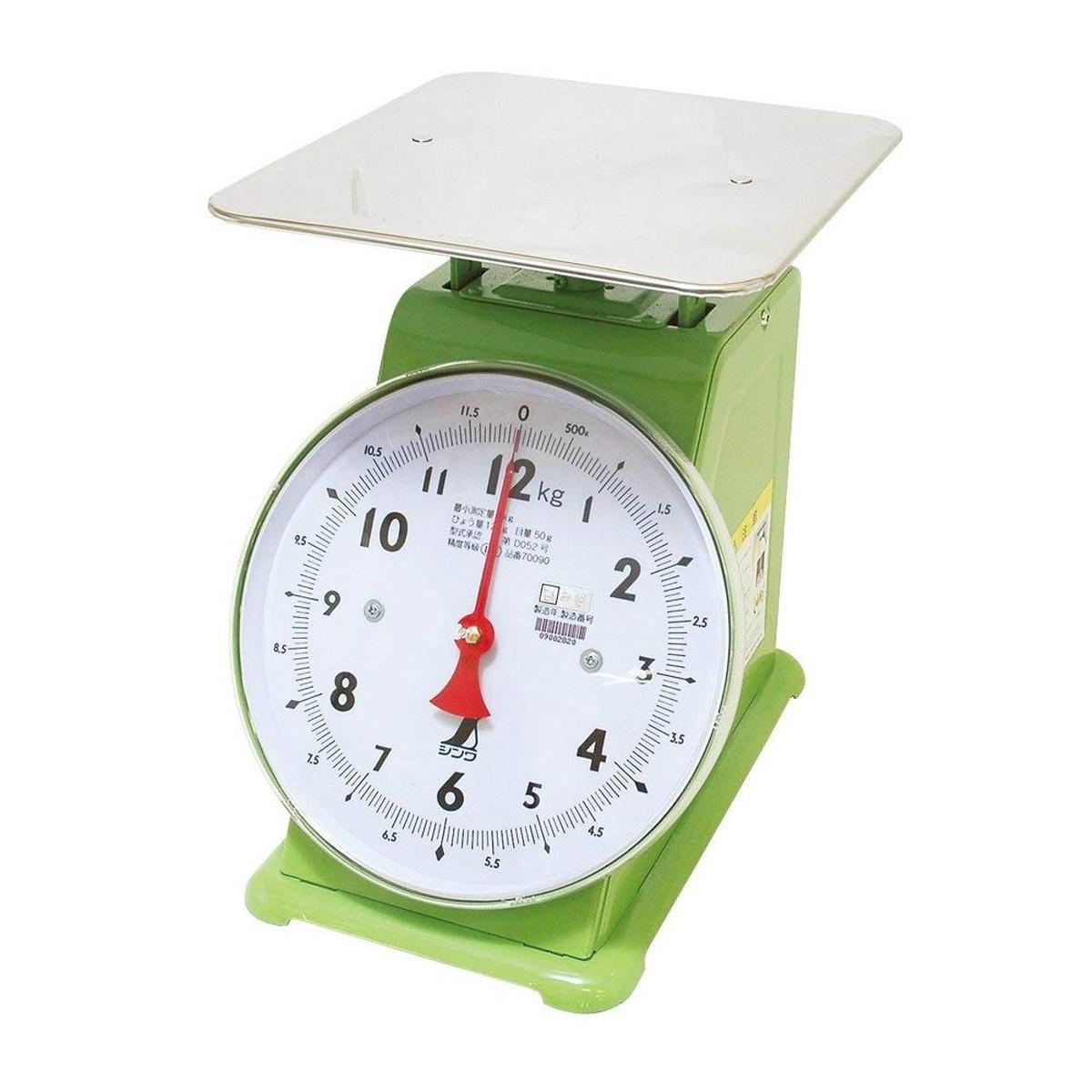 シンワ測定 上皿自動秤 12kg 70090【クーポン配布中】
