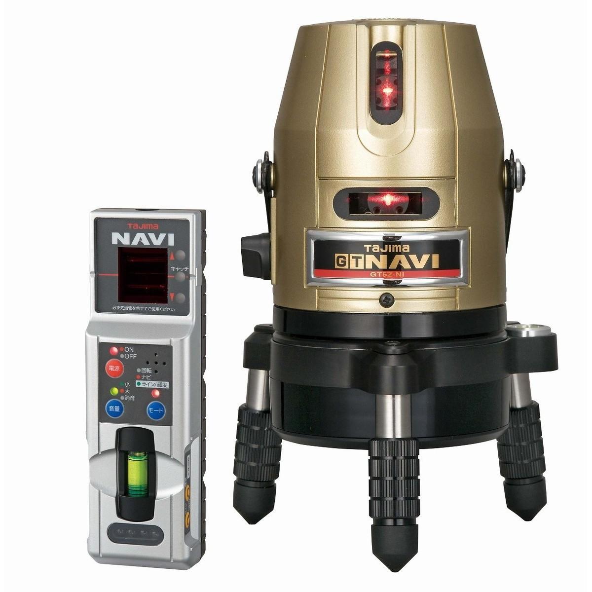 タジマ(Tajima) レーザー墨出し器 GT5Z-Ni 矩十字・横 GT5Z-NI【クーポン配布中】