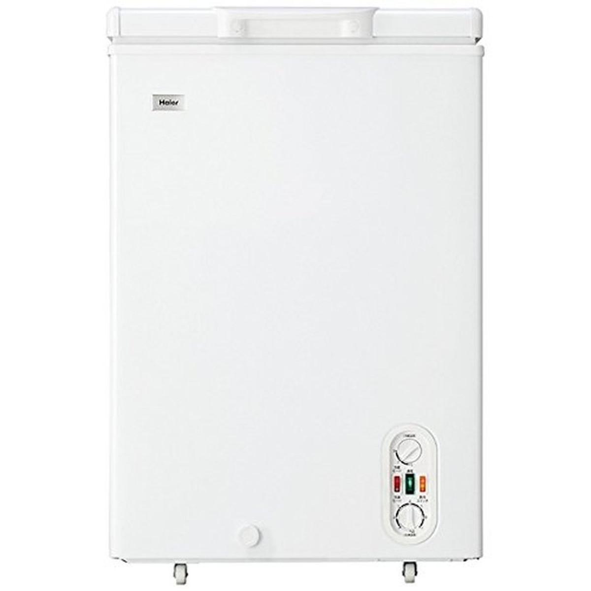【エントリーでポイント9倍】【5月下旬入荷予定】ハイアール 103L チェストタイプ 冷凍庫(フリーザー)直冷式 ホワイトHaier JF-WNC103F(W)【05/09 20:00~05/16 01:59】