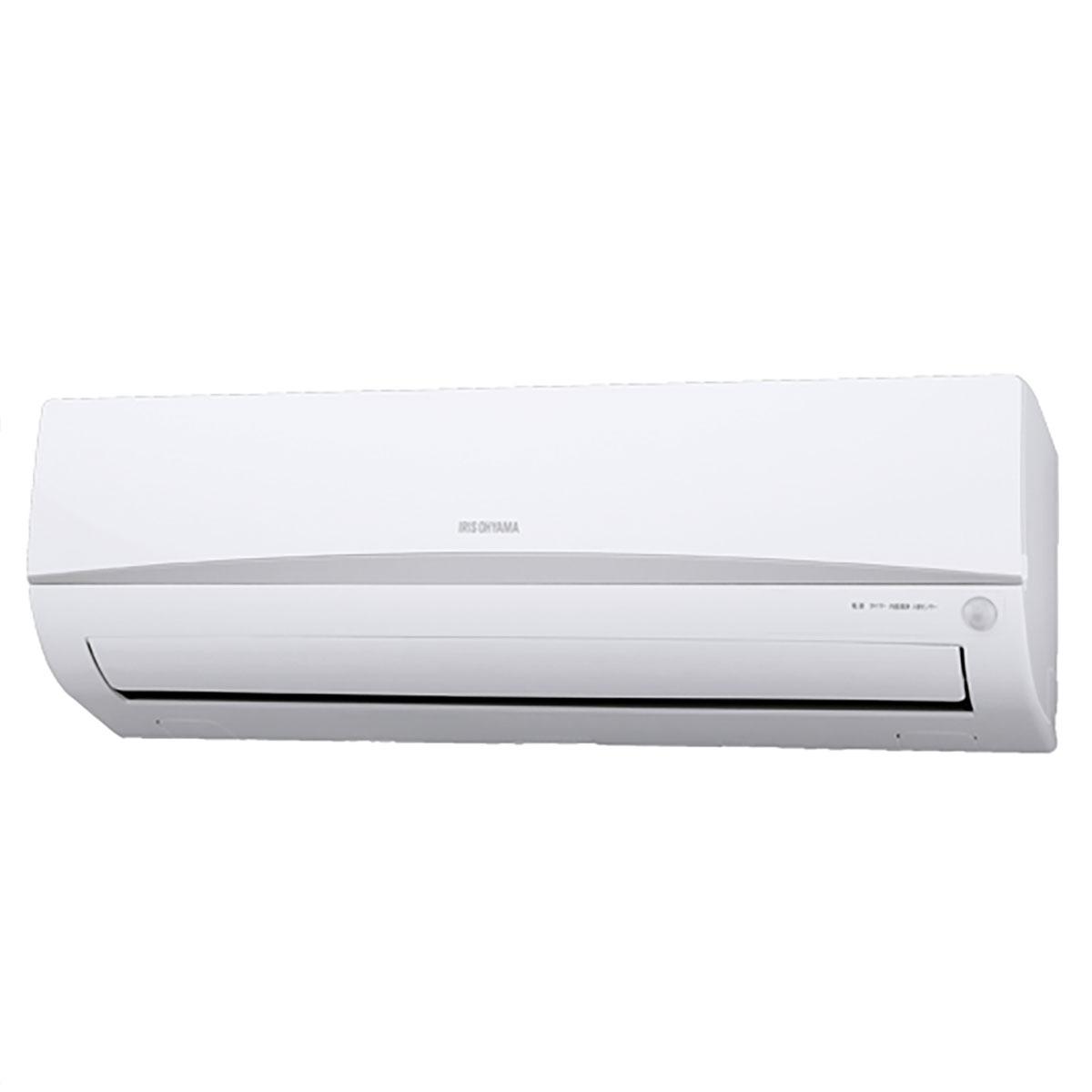 アイリスオーヤマ/IRIS OHYAMA IRA-2801W ルームエアコン 冷房時8~12畳 暖房時8~10畳