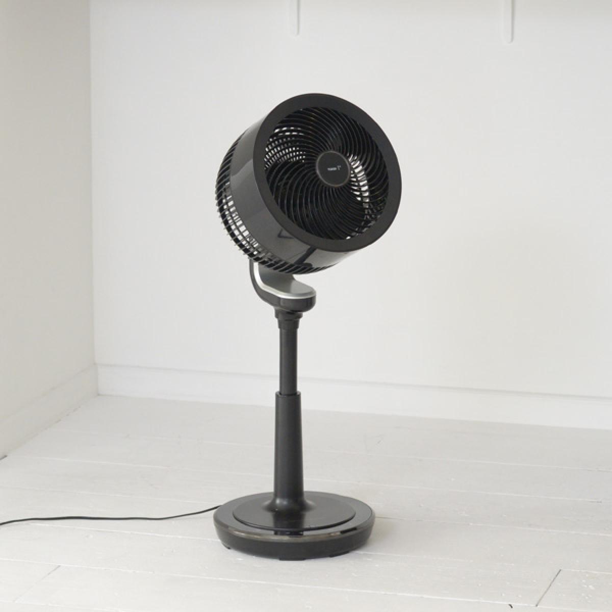 【エントリーでポイント9倍】スタンドサーキュレーター 扇風機 3DYCL-231AFR(K)【05/09 20:00~05/16 01:59】