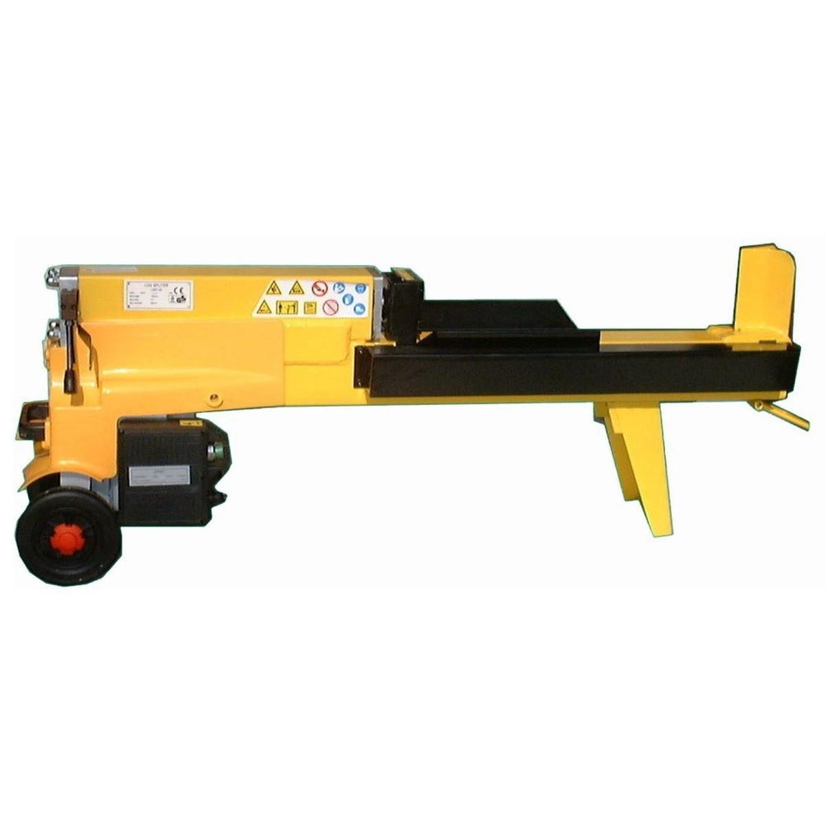 シンセイ 油圧式電動薪割機 5t LS5T-52