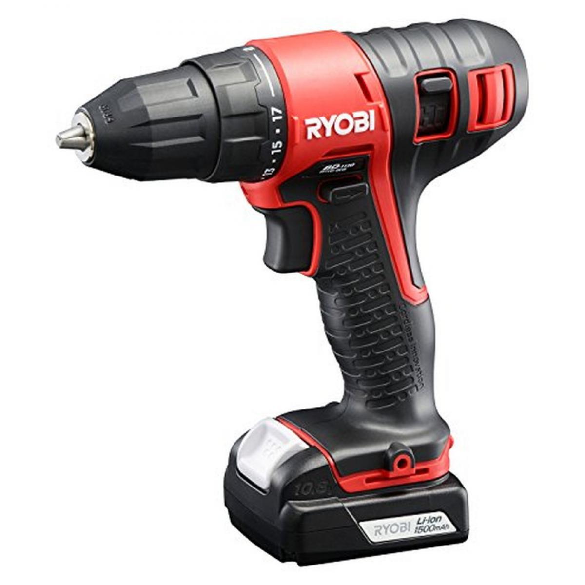 【在庫有】リョービ(RYOBI) 充電式ドライバドリル 電動工具 ドリルドライバ ドリル  BD-1110L1 648900A