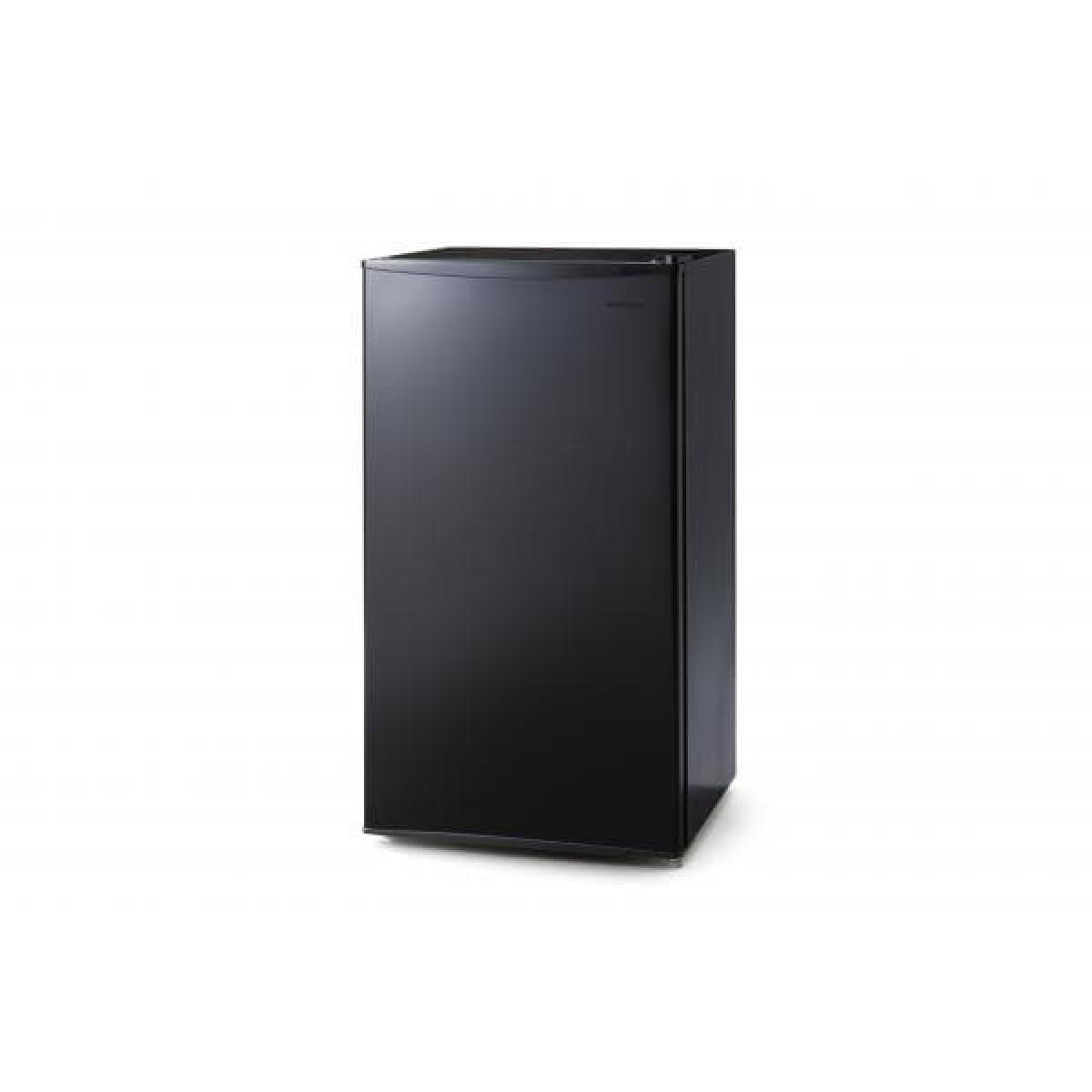 【I】【代引不可】アイリスオーヤマ 冷蔵庫 93L 2ドア 右開き 静音 ノンフロン ブラック IRJD-9A-B【離島・沖縄・北海道不可】