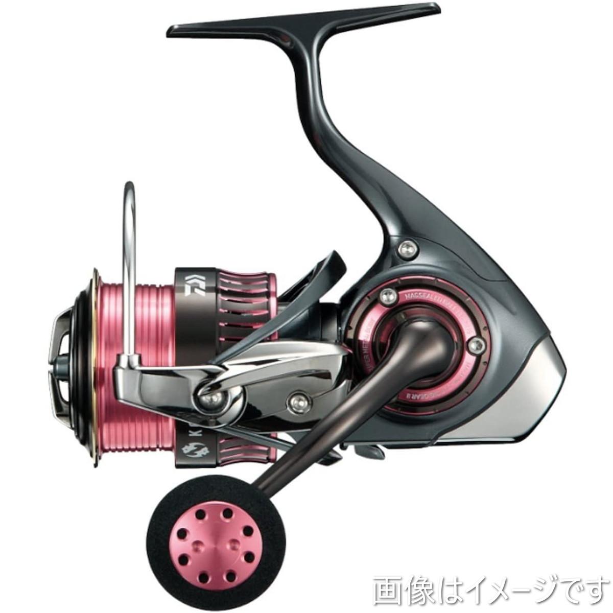 ダイワ(Daiwa) 2510RPE スピニングリール (2500サイズ) 紅牙EX タイラバ