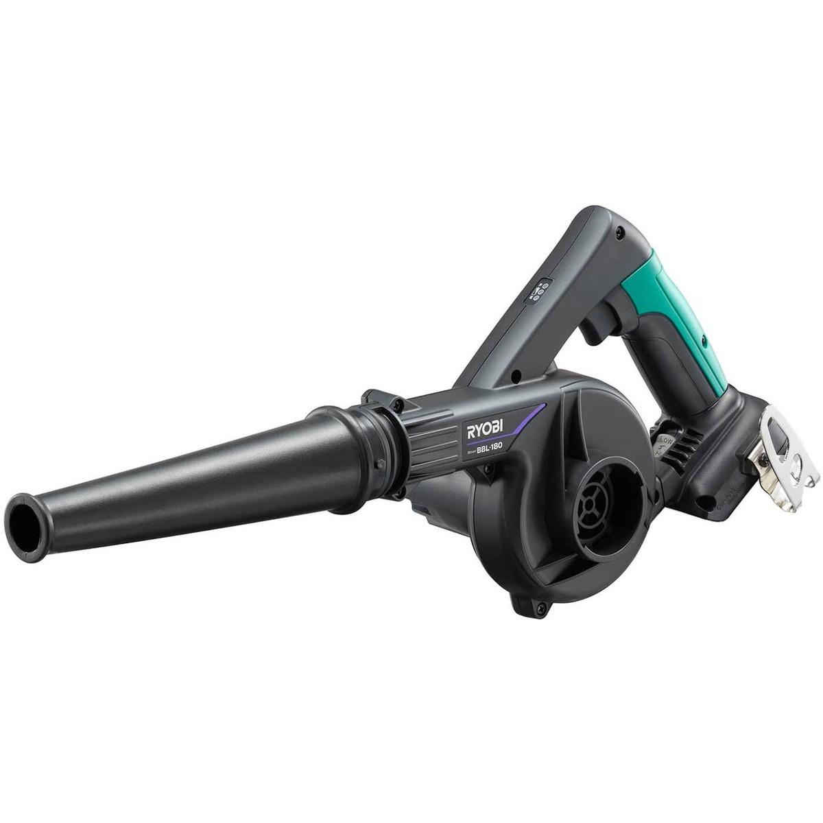 リョービ/RYOBI 充電式ブロワ BBL-180 (本体のみ/電池パック・充電器別売) 681803A