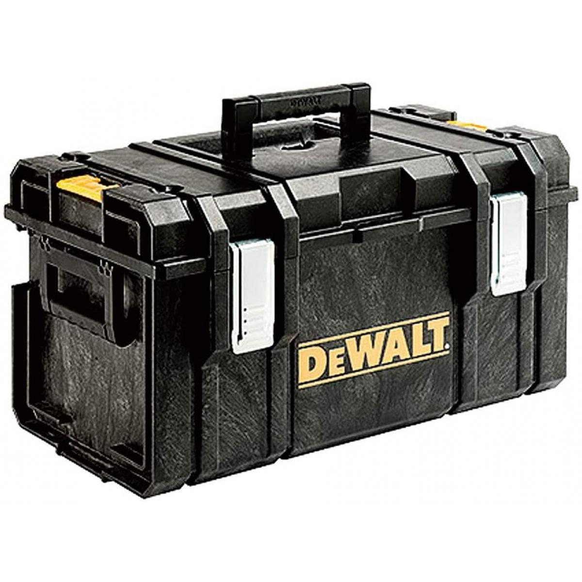 耐久性と使いやすさを追求したシステムツールボックスシリーズ 送料無料でお届けします DEWALT デウォルト システム収納BOX 祝開店大放出セール開催中 1-70-322 タフシステム DS300 DS300