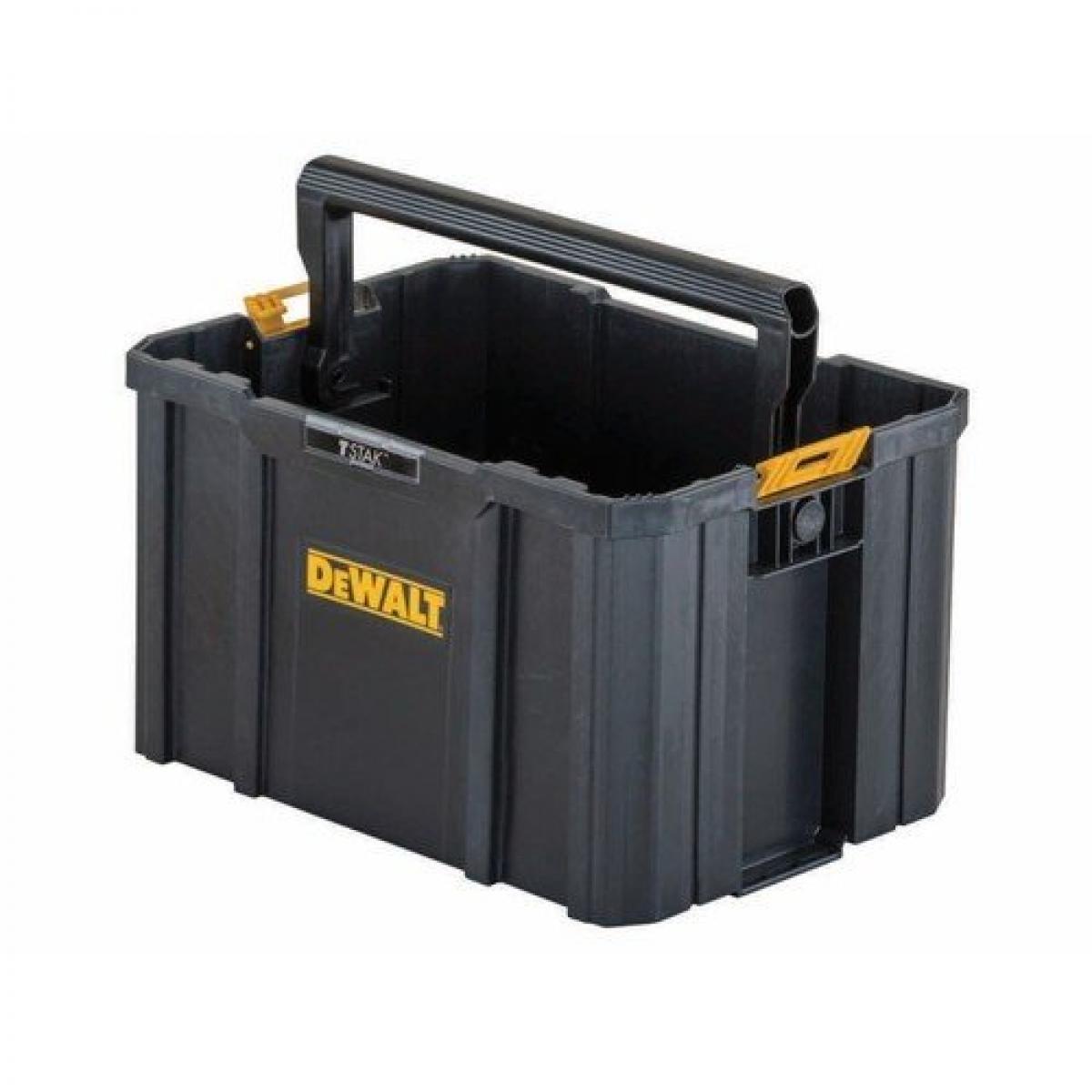 機動性と使いやすさを追求したシステムツールボックスシリーズ 出群 在庫有 DEWALT デウォルト 全品最安値に挑戦 TSTAK DWST17809 工具収納 ツールボックス 工具箱 収納ケース 代引き不可 ティースタックミルクボックス