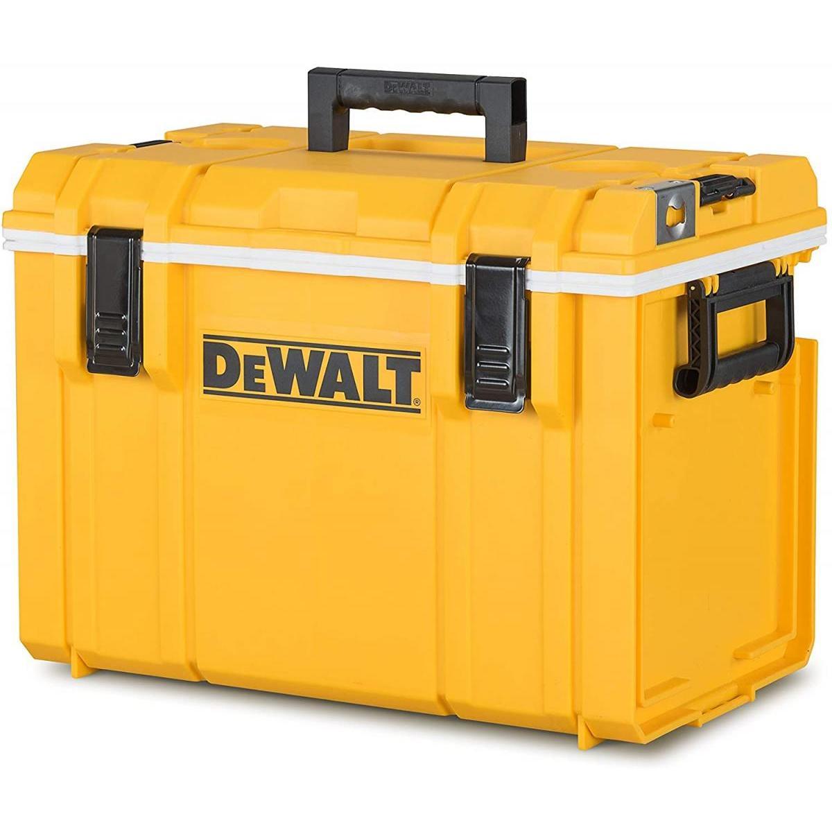 耐久性と使いやすさを追求したシステムツールボックスシリーズ 入手困難 DEWALT デウォルト クーラーボックス DWST1-81333 ボックス 売買 収納 クーラー 工具収納 保冷