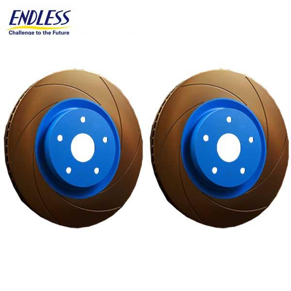 フェアレディZ ブレーキローター Z33 02.7~ フロント BASIC SLIT エンドレス/ENDLESS (ER130BS2【差替】
