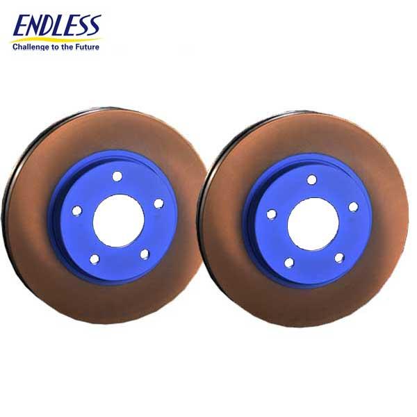 フェアレディZ ブレーキローター Z33/HZ33 05.9~ リア BASIC エンドレス/ENDLESS (ER138B【差替】