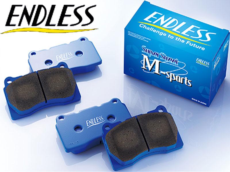 日本製 エンドレス ブレーキパッド クラウン 150系 評判 GS JZS リア ENDLESS LS EP281 H7.8~H11.11 SSM