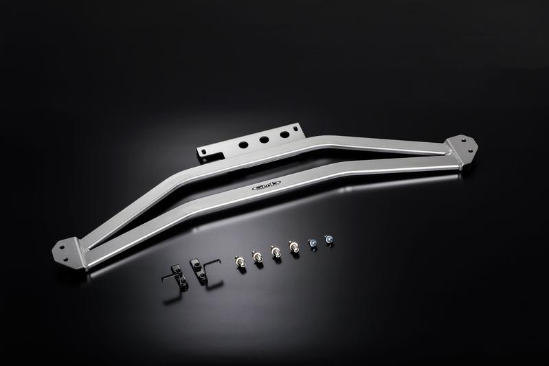ハイエース TRH/KDH/GDH200系 標準ボディ フレームサポートブレース リア 玄武/Genb (OUB06H