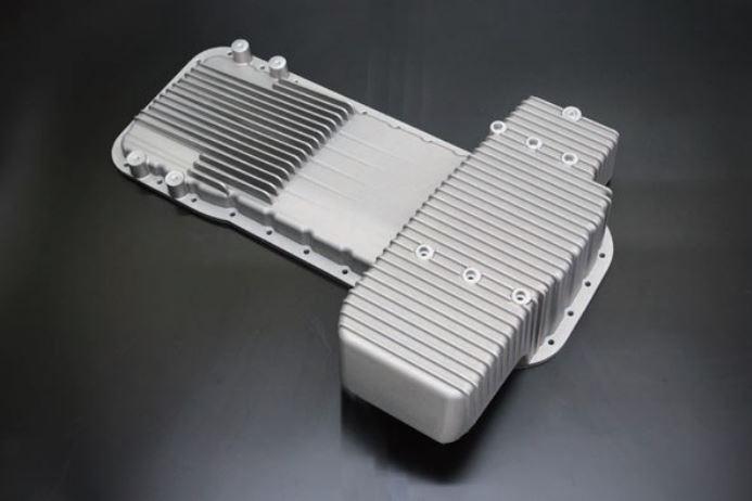 ハコスカ オイルパン KGC10/GC10 アルミオイルパン スカイライン GT-R 亀有エンジンワークス