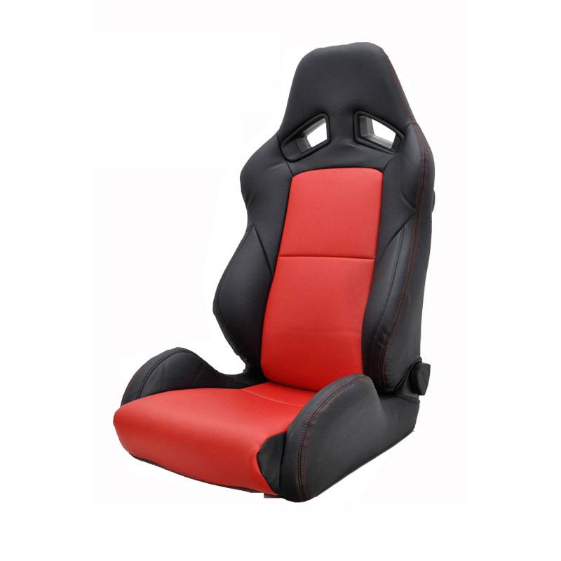 レカロ シートカバー RECARO SR-7 KK100用スポーツシートカバー(ブラック×センターレッド) G-Bring