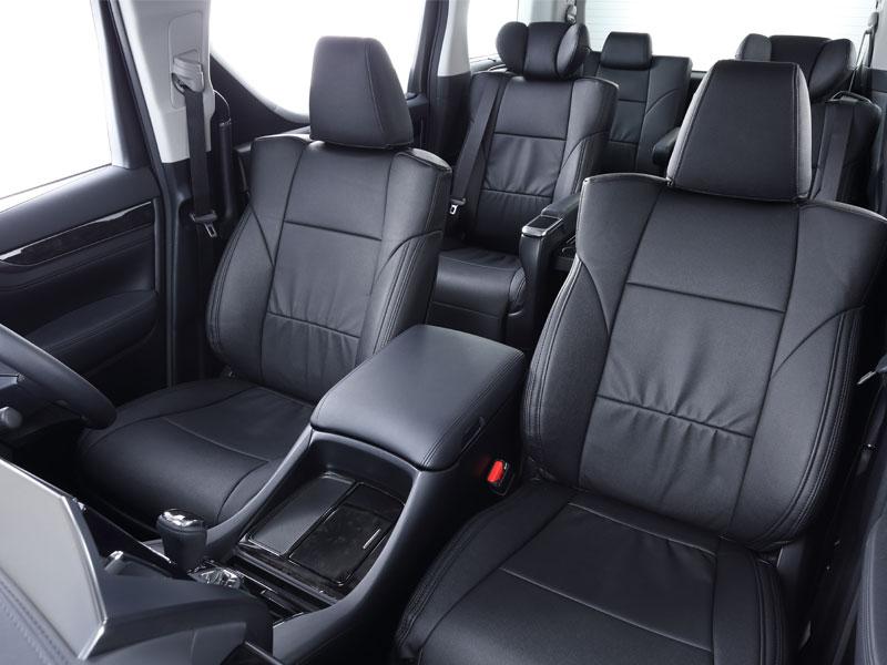 キャラバンワゴン シートカバー E26 H24/6- カジュアルG ベレッツァ/Bellezza (N493