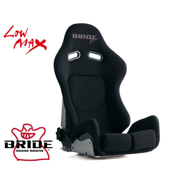 ガイアス2ジャパン ブラック スーパーアラミド製ブラックシェル セミバケ BRIDE