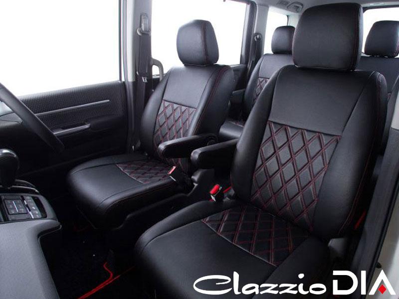 フォレスター シートカバー SK9 SKE H30/8- クラッツィオダイヤ Clazzio/クラッツィオ (EF-8156