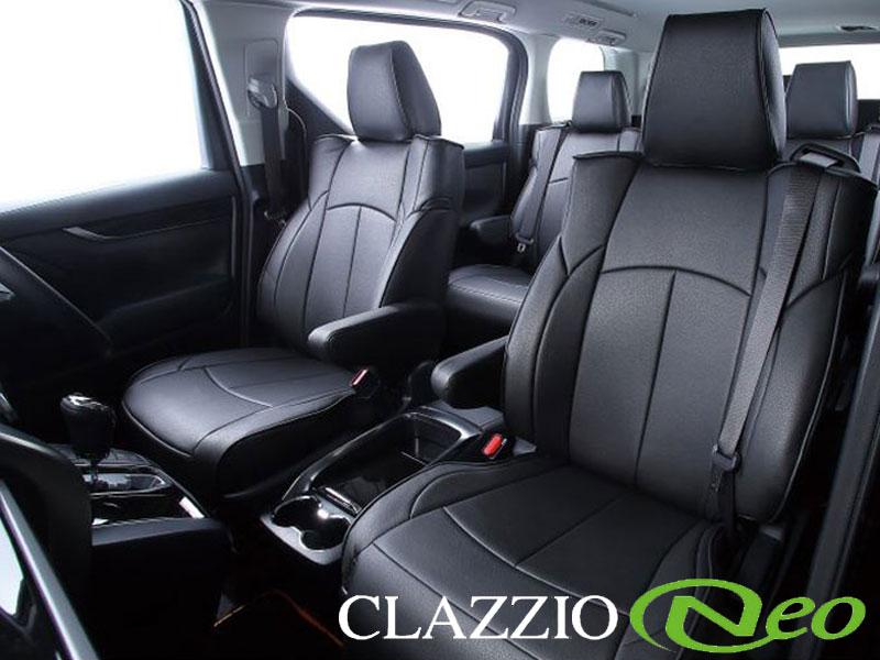 驚きの価格が実現 キャロル 限定タイムセール シートカバー 下記適合条件要確認 HB25S H21 12-H24 5 クラッツィオネオ クラッツィオ ES-6020 Clazzio