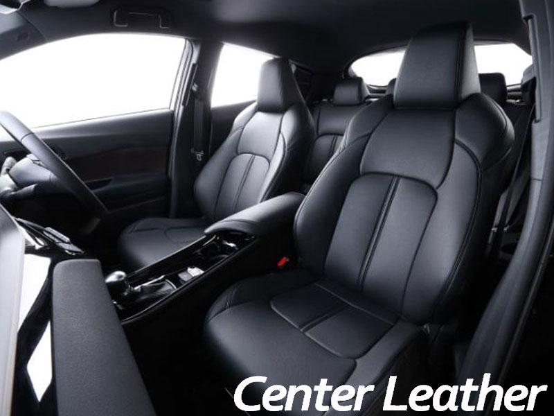 セレナ(福祉車両) シートカバー C27系 H30/3- クラッツィオセンターレザー Clazzio/クラッツィオ (EN-5635