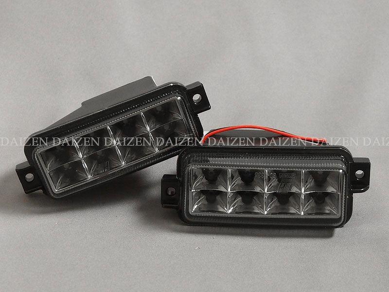 ジムニー LEDバックランプ JB23W H10/10~H30/6 LEDクリスタルバックランプ スモーク MBRO/エムブロ (S01016