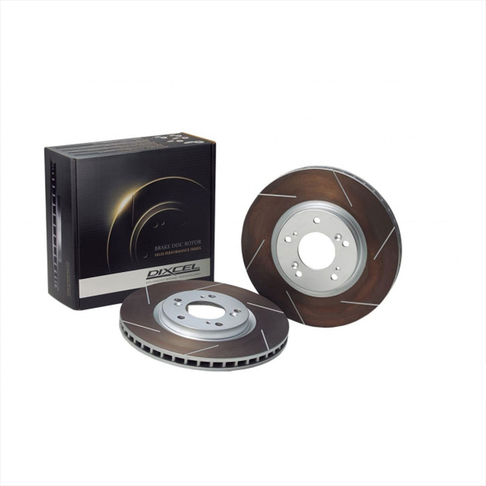 GT-R ブレーキローター R35 14/02- フロント FSタイプ ディクセル/DEXCEL (FS-39033B44R/45L