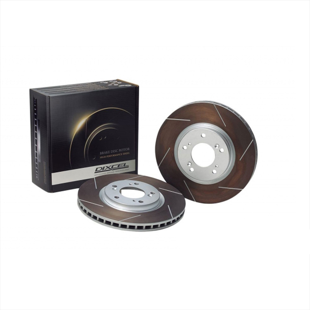 ハイゼット ブレーキローター S200V S200W S200P S200C 99/1-07/12 フロント HSタイプ ディクセル/DEXCEL (3818021