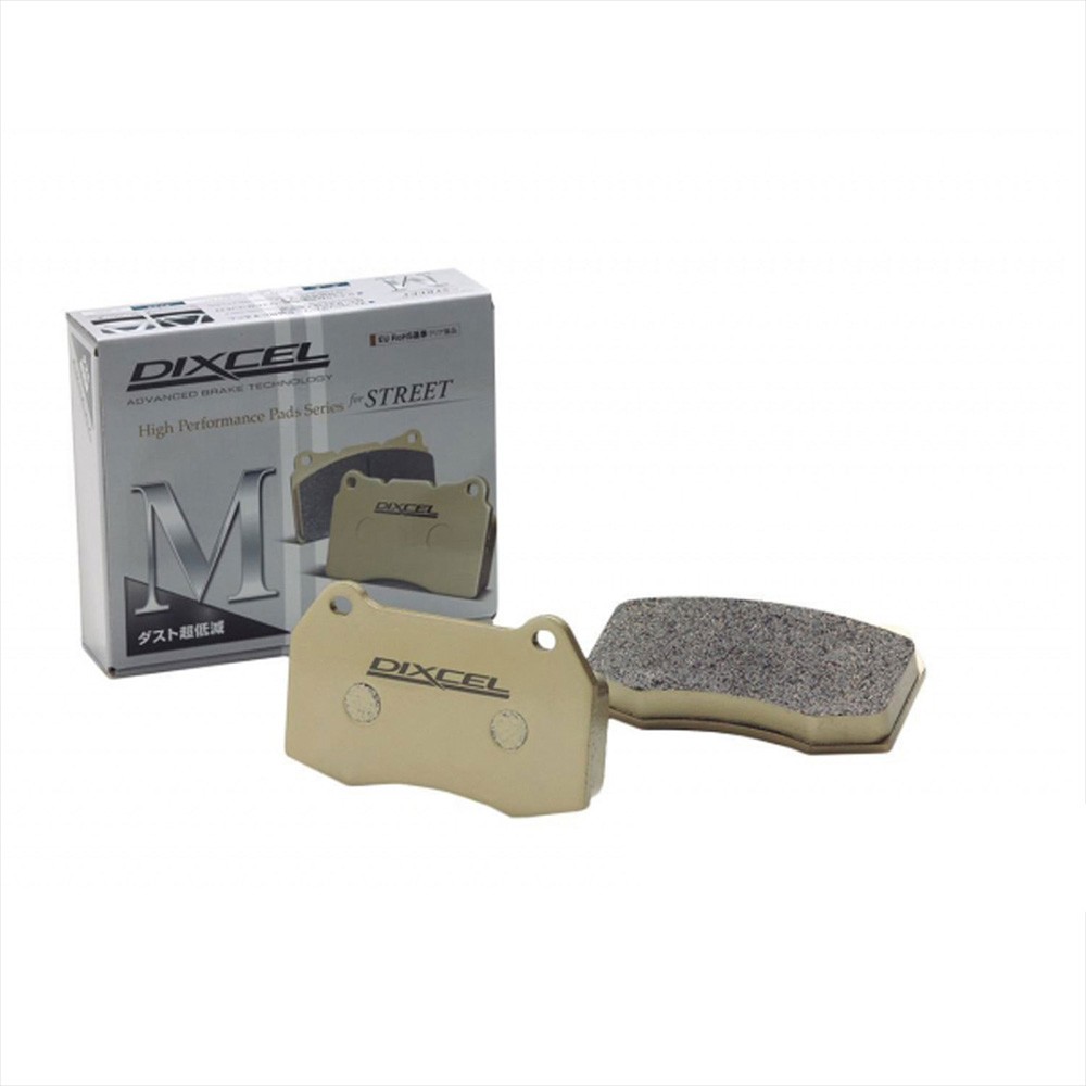 GT-R ブレーキパッド R35 10/11- リア Mタイプ ディクセル/DEXCEL (3250001