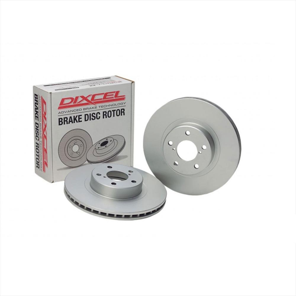 フェアレディZ ブレーキローター RZ31 RGZ31 86/10-89/7 リア PDタイプ ディクセル/DEXCEL (3252032