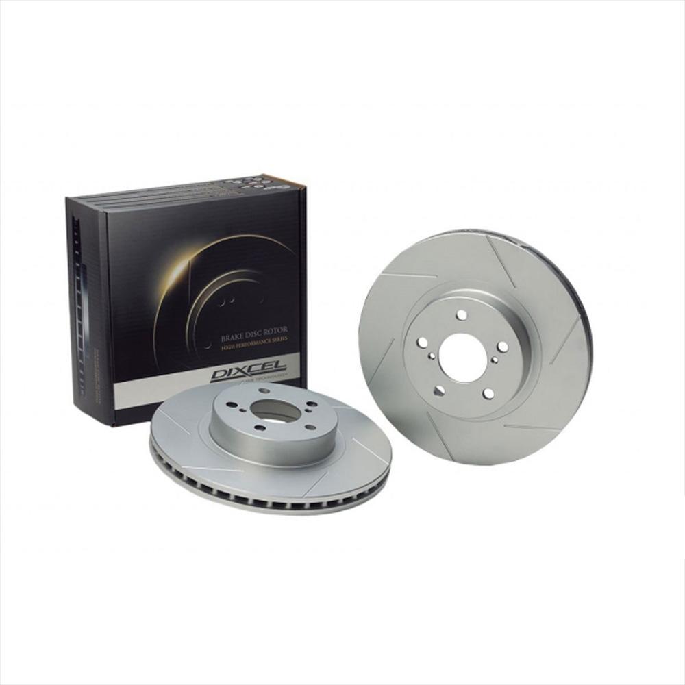 WRX ブレーキローター VAB 15/10- リア SDタイプ ディクセル/DEXCEL (3657032