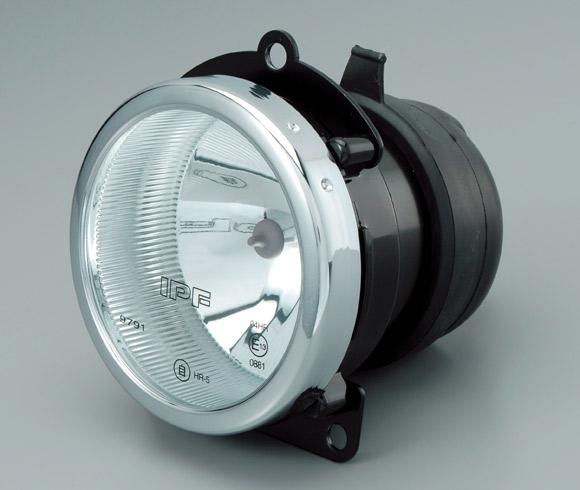 新作 大人気 IPF ハロゲンランプ ヘッドライト 車検対応 ハイビーム マルチリフレクター ポジション無 H7 いつでも送料無料 HL-22 1個 12V