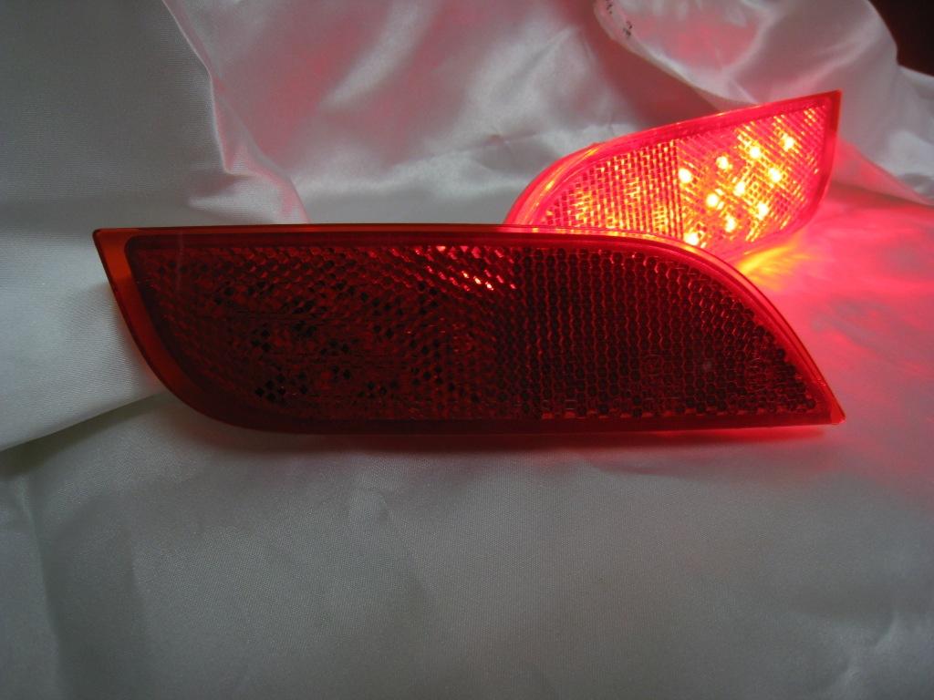 LS460/LS460L LEDリフレクター 40系 12.10~ Junack/ジュナック (RFL-L5