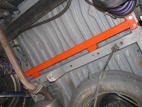 エスティマ モノコックバー 30系 40系 00/01~06/01 リヤモノコックバー カワイワークス (TY0890-MOR-00