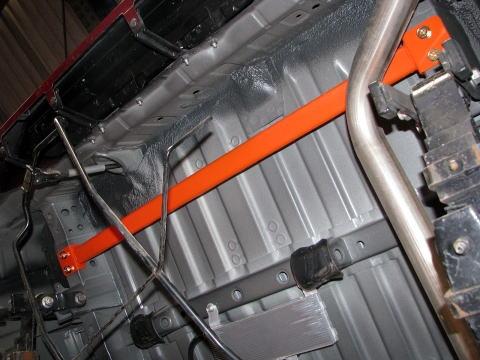 ハイエース モノコックバー 200系 (スーパーGL) リヤモノコックバー カワイワークス (TY1150-MOR-00